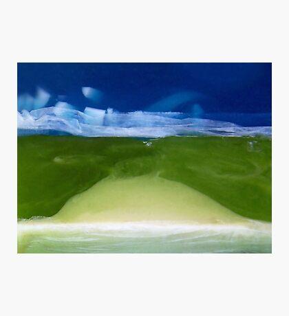 Soaplandscape. II Photographic Print