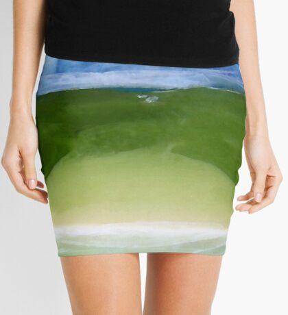 Soaplandscape. II Mini Skirt
