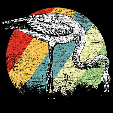 Flamingo adaptability by GeschenkIdee