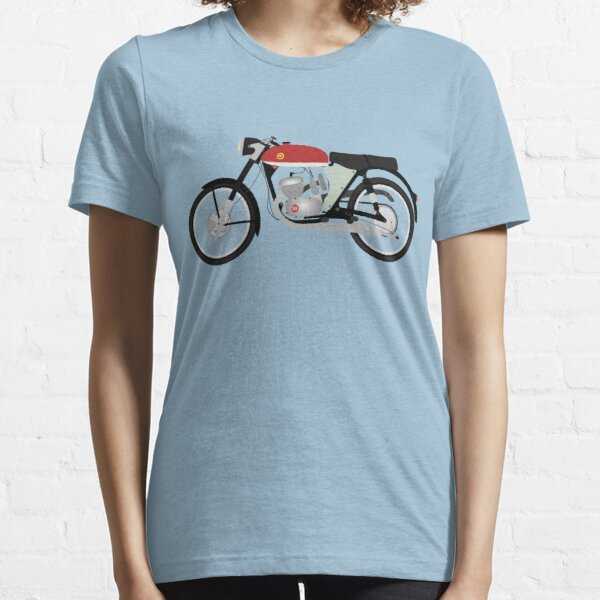 Montesa Impala Motocicleta Camiseta esencial