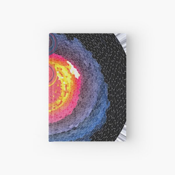 Planet- Fractured Hardcover Journal