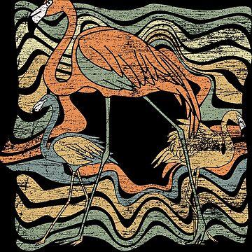 flamingo by GeschenkIdee