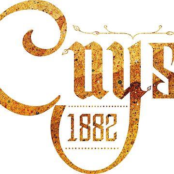 COYS 1882 - Golden edition by frajtgorski