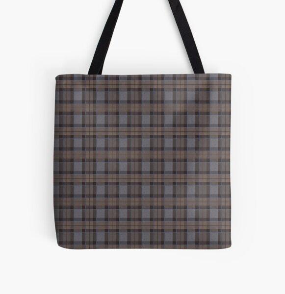 outlander tartan - fraser tartan All Over Print Tote Bag