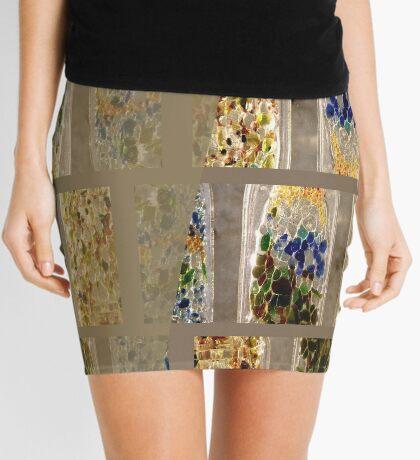 Window. II Mini Skirt