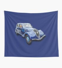 Peugeot 302 Wall Tapestry