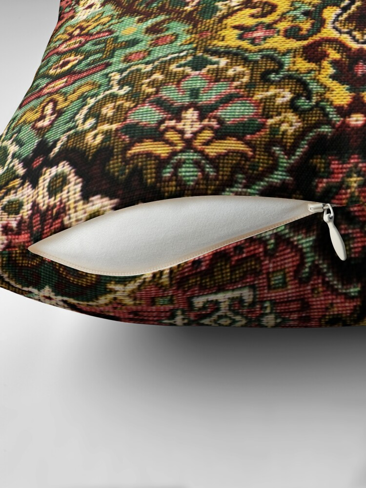 Alternate view of Tapestry Throw Pillow