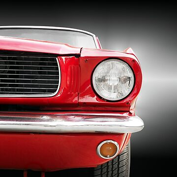 US classic car Mustang 1965 by BeateG