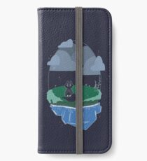 Floating Gem Island iPhone Wallet/Case/Skin