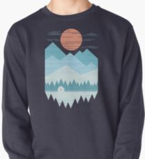 Cabin In The Snow Pullover