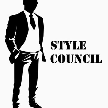 Business - Style Council by HannahTShirts
