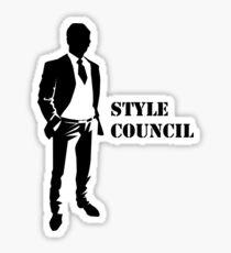 Business - Style Council Sticker