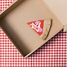 Paper Pizza... by Catherine MacBride