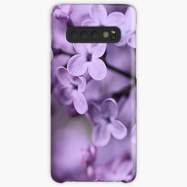 Lilac Samsung Galaxy Snap Case