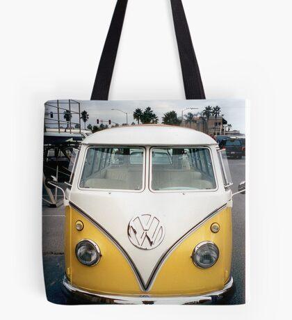 VW Bus Split window Tote Bag