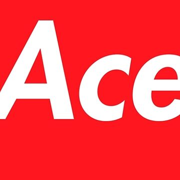 Hello My Name Is Ace Name Tag by efomylod