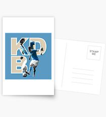 Illustration Bruyne Wallpaper Postcards