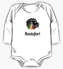 Rastafari Langärmeliger Einteiler