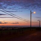 City Lights... by Catherine MacBride