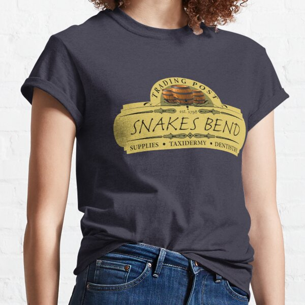 Almost Heroes - Snakes Bend Trading Post Classic T-Shirt