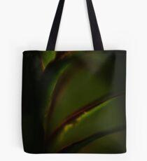 silence in green Tote Bag