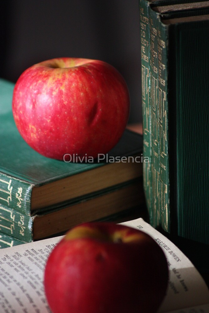 Bookworm's Dream by Olivia Moore