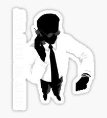 Business - Meet me half way Sticker