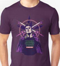 Travis schlägt wieder zu Unisex T-Shirt