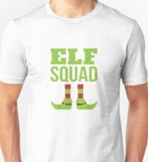 Christmas Elf Squad Unisex T-Shirt