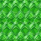Line Green Pattern  by elangkarosingo