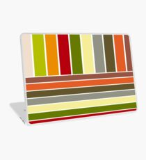 Lined Colors Laptop Skin