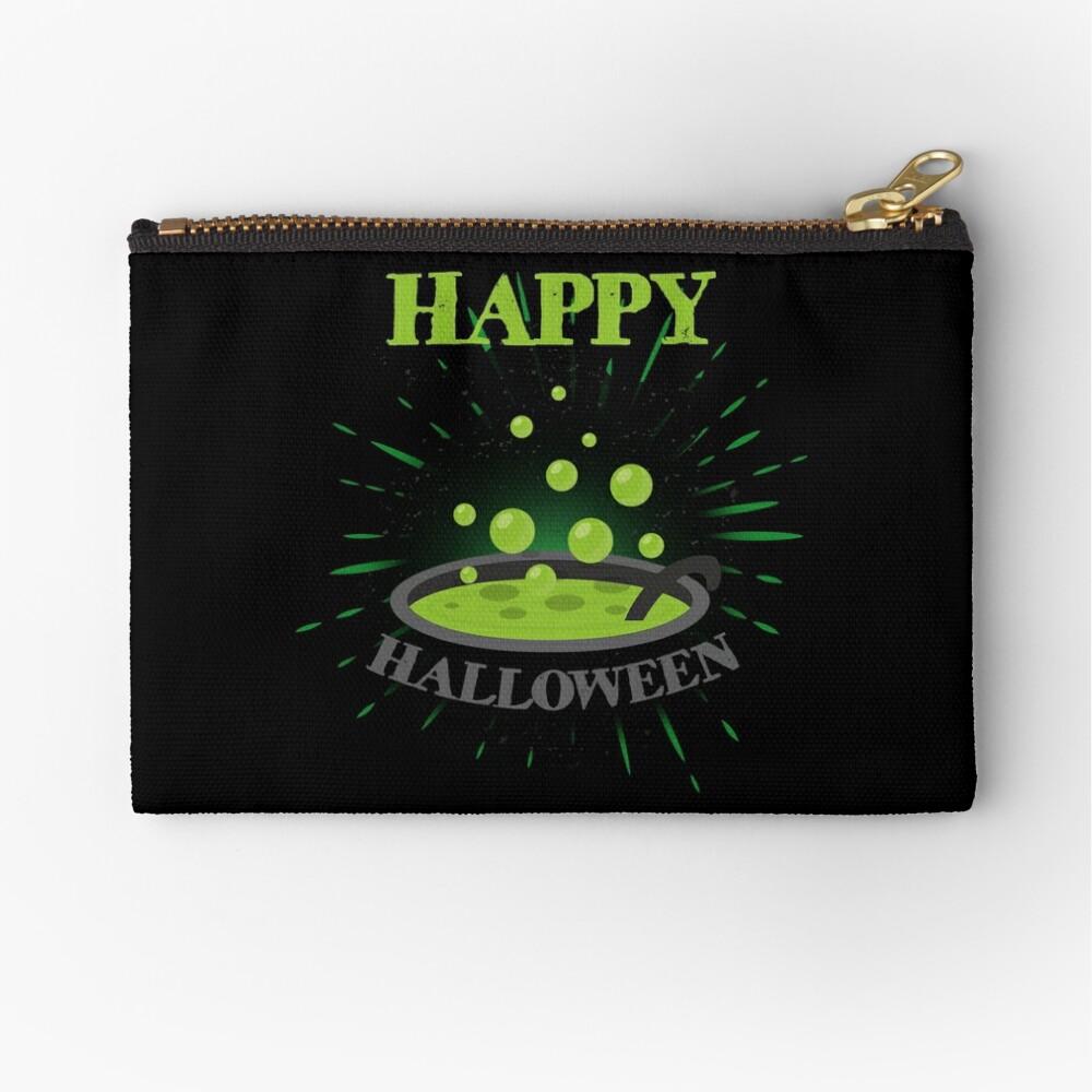 Horror Witch Enchantress Potion Halloween Funny Gift Bolsos de mano