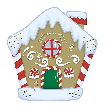 Christmas Gingerbread House by RedMouseGames