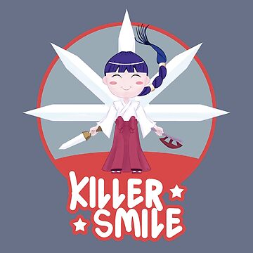 KILLER SMILE by DroidMonkey