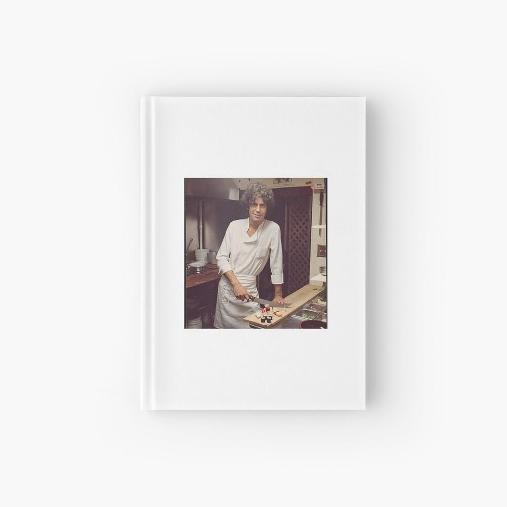 Anthony Bourdain Chefkoch Notizbuch