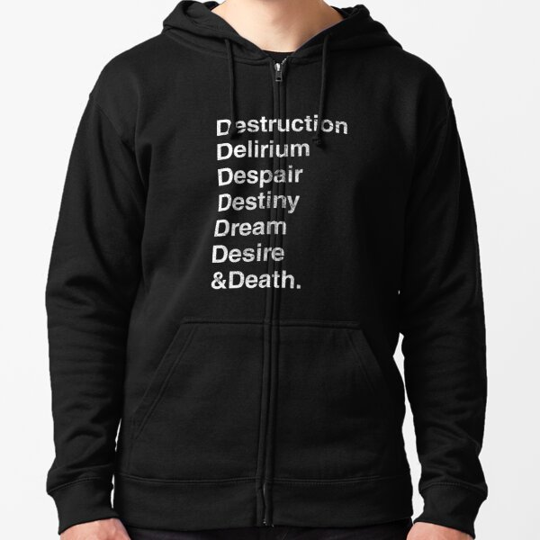 The Endless Zipped Hoodie