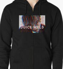 Colour J Wrld  Zipped Hoodie