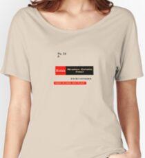 Kodak No. 25 A Women's Relaxed Fit T-Shirt
