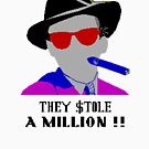 Gaming [ZX Spectrum] - They $tole (Stole) a Million by ccorkin