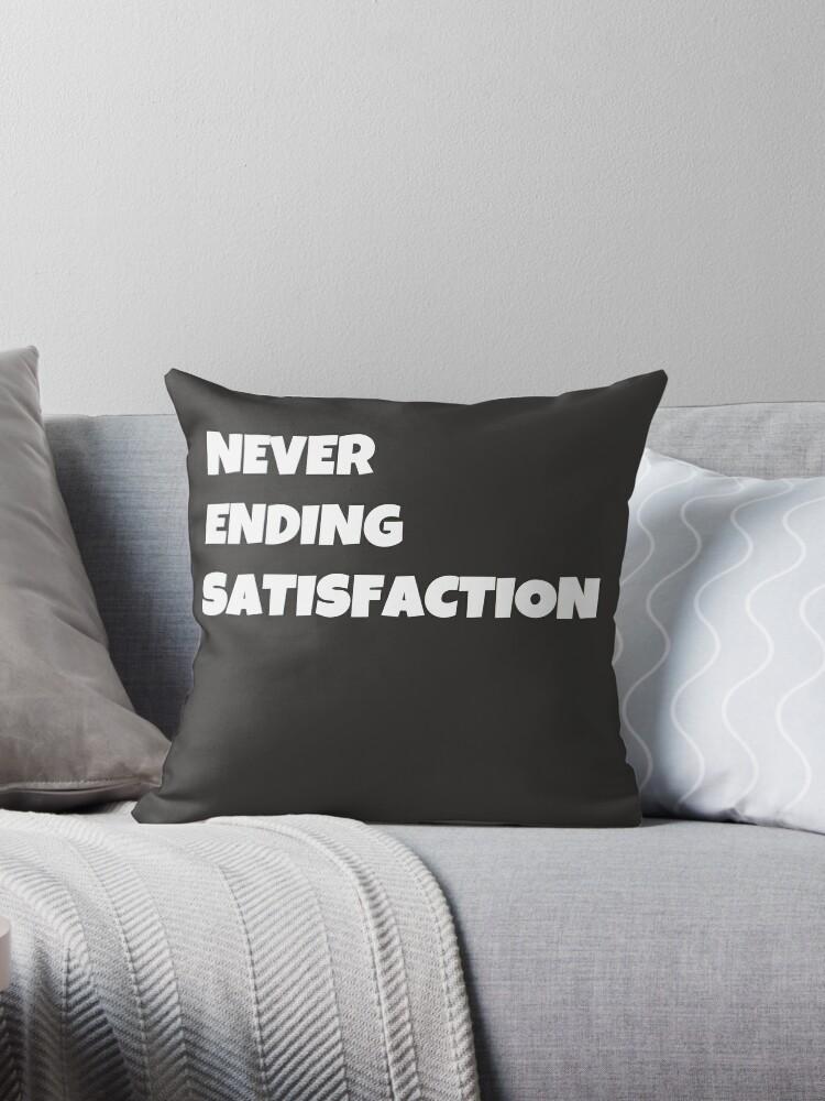 Never Ending Satisfaction  von HiddenStar02