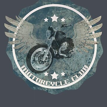 MOTORCYCLE CLUB by AVenkmanDesign
