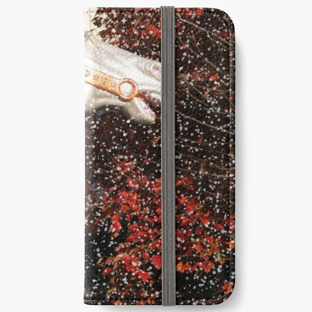 Happy Holidays iPhone Flip-Case