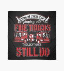 Feuerwehrmann Beruf  Tuch