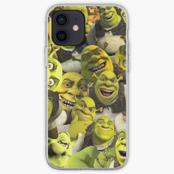 Shrek  iPhone Soft Case