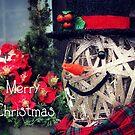 Snowman Christmas by angelandspot