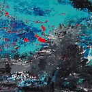 Abstract /Turquoise inclusion by BenPotter