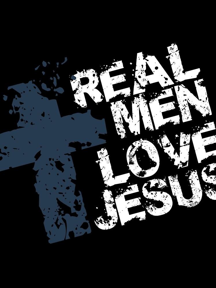 Echte Männer lieben Jesus von parable
