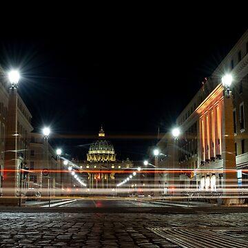 Vatican by babibuba