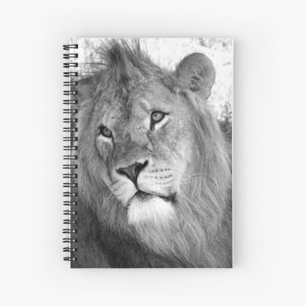 i know im good looking....... Spiral Notebook