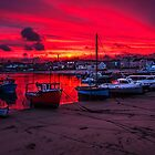 RED LIGHT IN THE MORNING by Peter Sutton